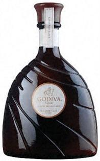 Godiva Liqueur White Chocolate 750ml